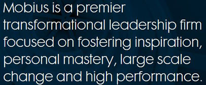 Mobius is a premier transformational leadership firm