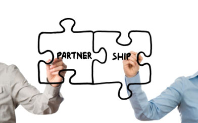 Partners would together to prevent conflict